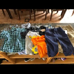 New 12 month bundle . Carters ,